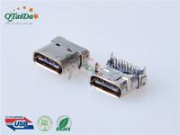 USB3.1 CF STD CL2.00 H3.71mm L8.65mm 针长1.2