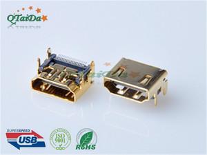HDMI AF SMT无后盖镀镍
