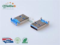 USB3.0公头沉板AM 3.0 SMT