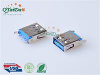 USB 3.0 AF RVS CL3.25 H6.11 L13.7 DIP TYPE H6.1