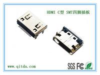 HDMI SMT QTD-HDMI-CF-2116