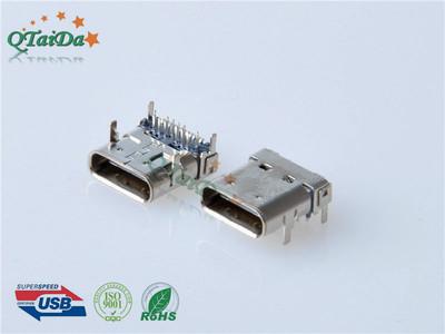 USB3.1 CF STD CL1.75 H3.46mm L10.0 DIP 针长1.6