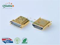 HDMI AM公头夹板式1.6