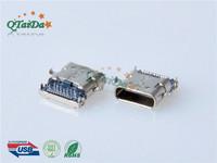 USB3.1 CF STD CL0.29 H2.00mm L8.65mm DIP type